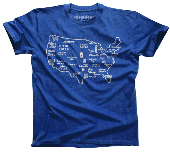Anytown USA T-Shirt
